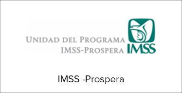 IMSS -Prospera