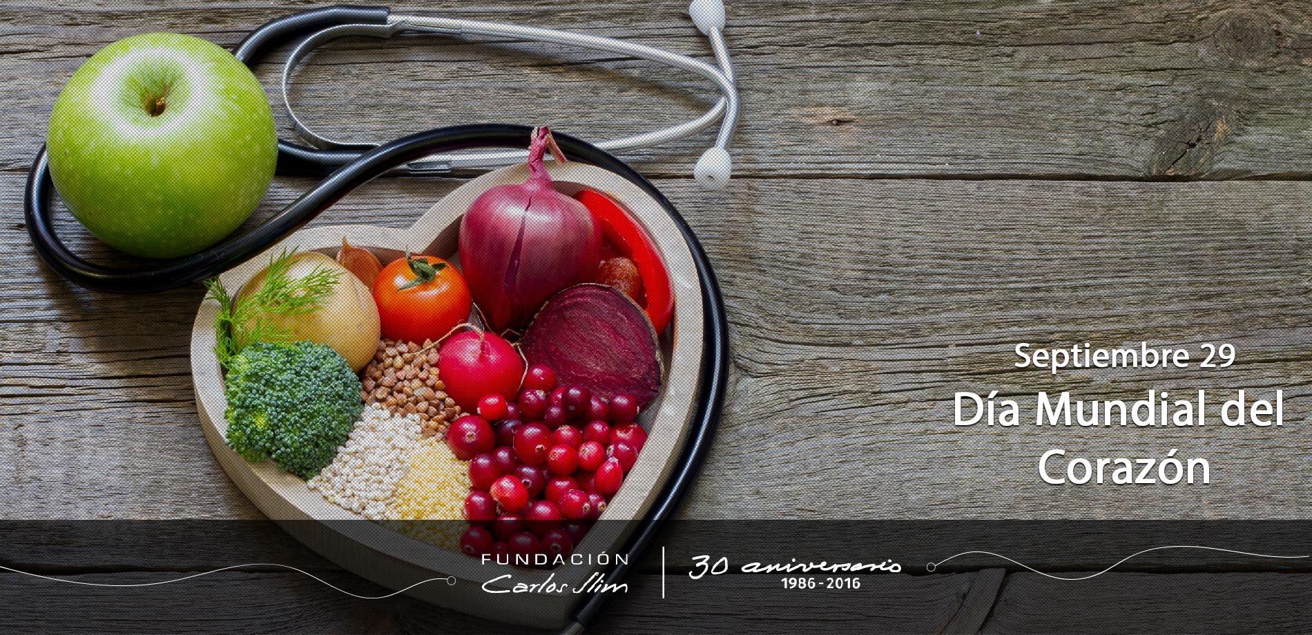 12 Septiembre 29  Dia Mundial del Corazon