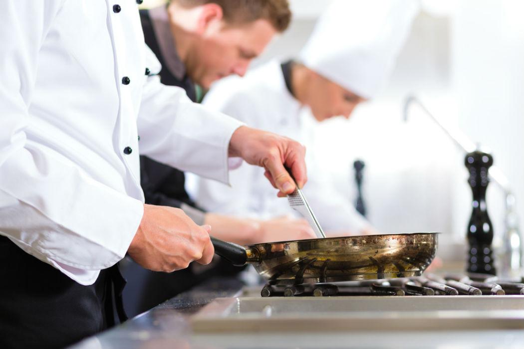 Cocinero capac tate para el empleo for Herramientas de un cocinero