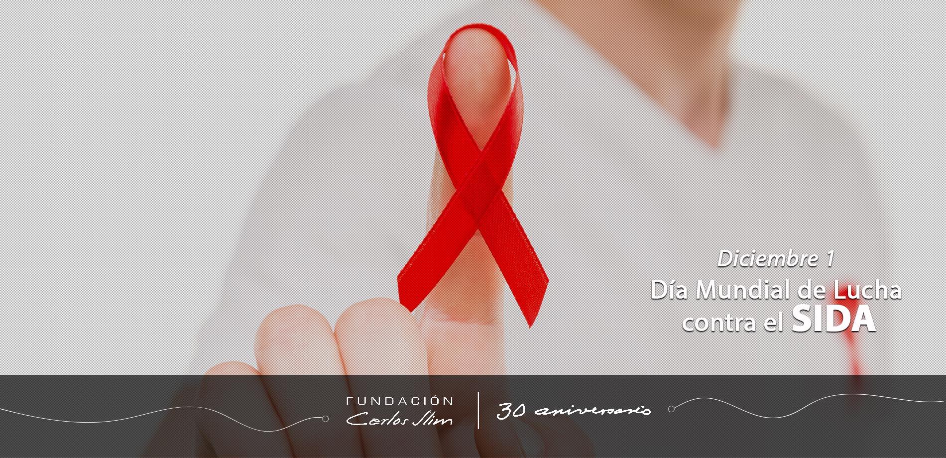 1 Diciembre 1 Dia Mundial de Lucha contra el SIDA B