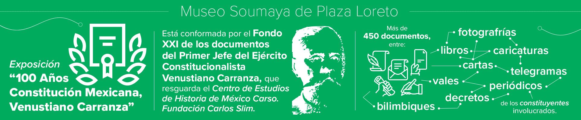 Museo Soumaya de Plaza Loreto
