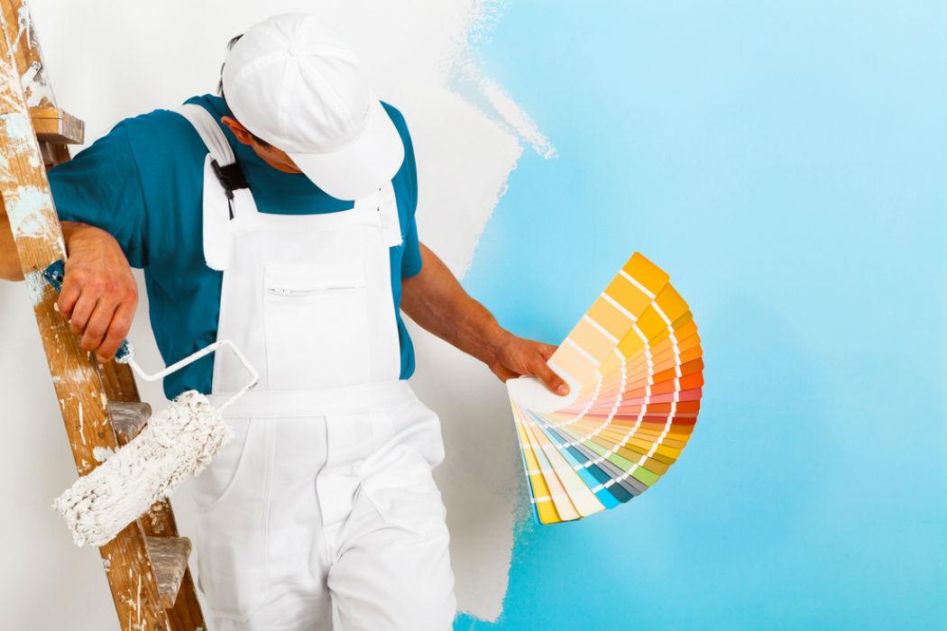 Pintor capac tate para el empleo - Trabajo de pintor en barcelona ...