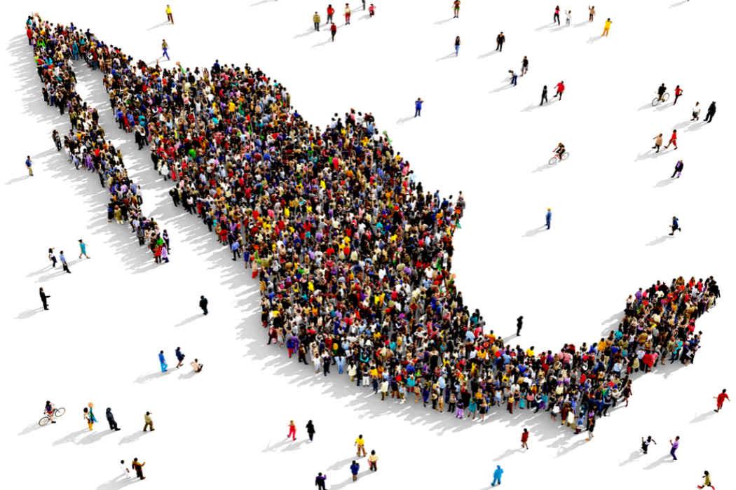 M xico es el d cimo pa s con m s habitantes en el mundo for Oficina de extranjeria avenida de los poblados